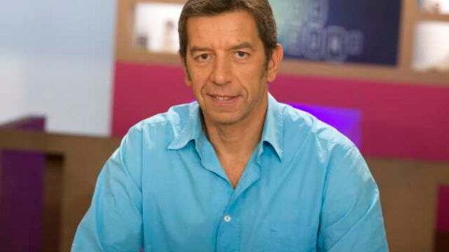 """Michel Cymes (France 5) : """"Je n'ai pas l'impression de bosser !"""""""