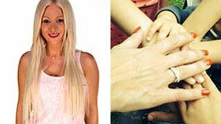 Secret Story 8 : Julie éliminée mais fiancée, son compagnon l'a demandée en mariage
