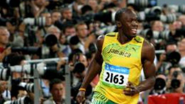 10 millions de téléspectateurs ont suivi le sacre d'Usain Bolt