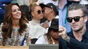 David Beckham en famille, Kate Middleton, Beyoncé... Les people étaient au rendez-vous à Wimbledon (11 PHOTOS)