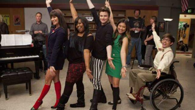 La saison inédite de Glee enfin sur W9