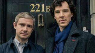 Sherlock saison 4 : pas de retour avant Noël... 2015 !