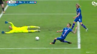 Euro 2016 : Un commentateur islandais hurle de bonheur à la victoire de son équipe