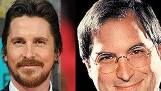 Christian Bale pour incarner Steve Jobs dans le biopic de David Fincher ?