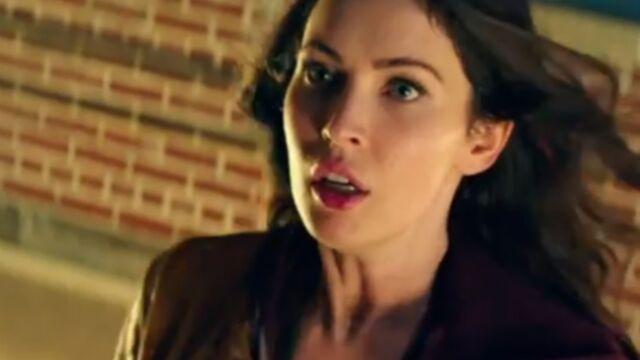 Megan Fox, l'alliée séduisante des Tortues Ninja (VIDEO)