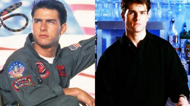 Top Gun (HD1)/Cocktail (Chérie 25) : un Tom Cruise, deux films, sept ressemblances