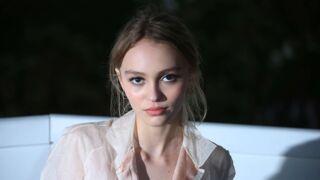 Lily-Rose Depp : la fille de Vanessa Paradis et Johnny Depp prête son visage à la maison Chanel (PHOTO)