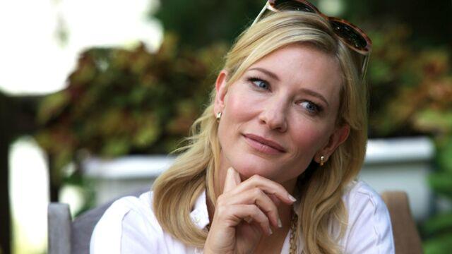 Cate Blanchett, bientôt réalisatrice de série