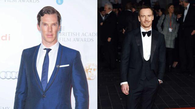 Benedict Cumberbatch (Doctor Strange) et Michael Fassbender (Assassin's Creed) dévoilent leurs looks (PHOTOS)