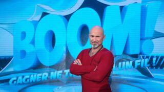 """Vincent Lagaf' (Boom) : """" J'ai pris l'émission comme un défi"""""""