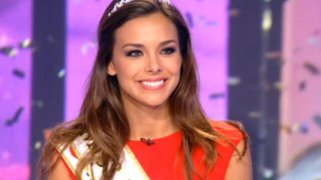 """Miss France : """"Le top 5 de Miss Monde, je n'y pensais pas du tout"""" (VIDEO)"""