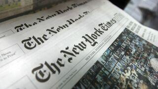 Attaqué par Donald Trump, le New York Times répond dans un spot publicitaire (VIDEO)