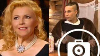 Looks à la télé : le corset d'Elisabeth Vidal, la tenue bizarre d'Eddy (24 PHOTOS)