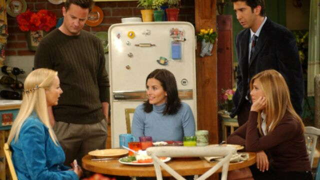 Warner Bros célèbre les 20 ans de Friends (VIDEO)