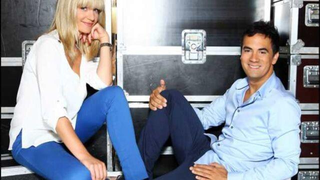 M6 : Alex Goude et Sandrine Corman ont un projet de série télé (VIDEO)