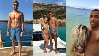 Sea, sexy and sun... découvrez les vacances de rêve des stars du foot ! (23 PHOTOS)