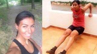 Karima (Koh-Lanta Thaïlande), ultra-sportive même en vacances ! (8 PHOTOS)