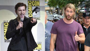 """Tom Holland (Spider-Man Homecoming, Canal+) : """"J'ai appris que j'étais le nouveau Spider-Man sur Instagram !"""""""