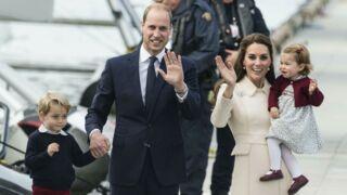 Kate Middleton et le prince William ont très peur pour leurs enfants