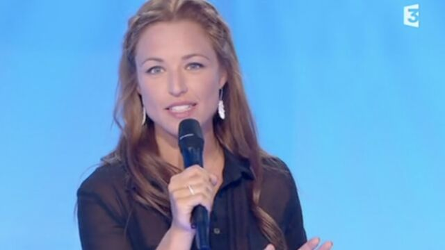 Natasha St-Pier n'animera plus Les Chansons d'abord sur France 3, Dave pour la remplacer ?