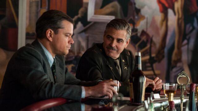 Monuments men : Clooney lance la chasse aux trésors volés par les nazis