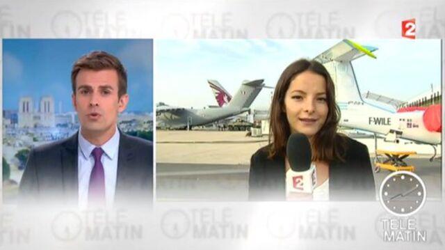 Télématin : l'hommage de l'émission à Lucie Bouzigues, sa journaliste décédée (VIDEO)