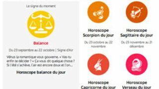 Nouveau sur Télé-Loisirs.fr : L'Horoscope, pour tout savoir sur votre avenir !