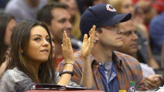 Mila Kunis révèle… la taille du sexe d'Ashton Kutcher à la télé ! (VIDÉO)