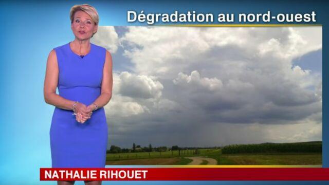 Nathalie Rihouet à la tête du service météo de France Télévisions