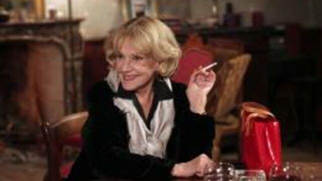 "Jeanne Moreau : ""Je rêve d'incarner Agatha Christie"""