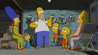 Les Simpson sont en deuil