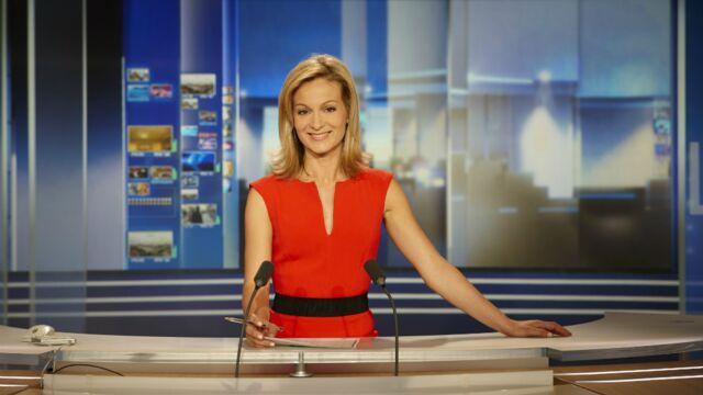 Audrey Crespo-Mara (TF1) : au 20h, elle fait mieux que Claire Chazal