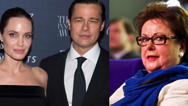 Ils ont buzzé : Brad et Angelina divorcent, Christine Boutin dérape...