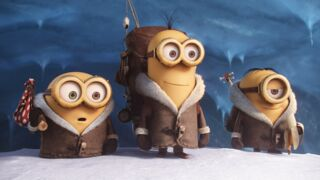 Box-office : Les Minions cassent la baraque d'entrée