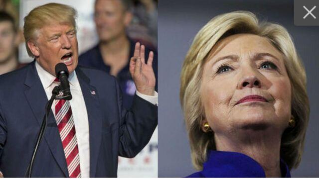 Débat Hillary Clinton/Donald Trump : où le suivre à la télévision française ?