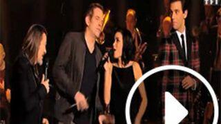 """The Voice 3: Les coachs reprennent """"Vieilles Canailles"""" (VIDEO)"""