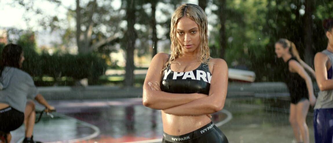 080ffdce4f33 Beyoncé plus sexy que jamais pour sa ligne de vêtements de sport (VIDEO)