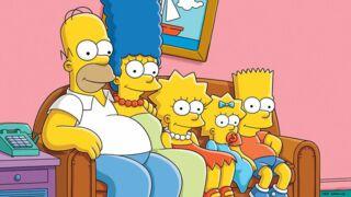 Les Simpson préparent un épisode en direct