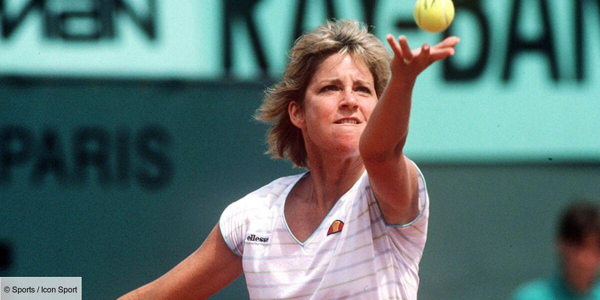 Que devient l'ancienne championne de tennis Chris Evert ?