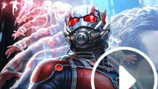 Ant-Man : le teaser à taille humaine enfin dévoilé