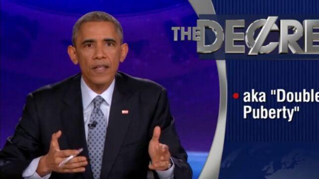Barack Obama devient animateur de télé (VIDEO) - videos - Télé 2