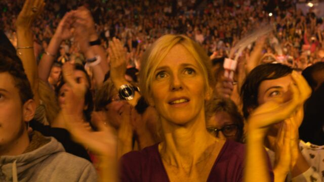 Sandrine Kiberlain irrésistible dans Elle l'adore