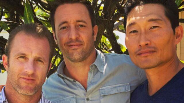 Tournages : les beaux gosses d'Hawaii 5-0, Sarah Michelle Gellar brune pour Sexe Intentions, les acteurs de PBLV (PHOTOS)