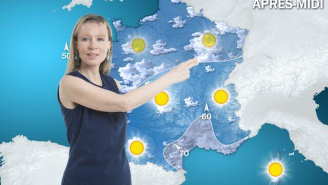 Florence Klein (météo) dit au revoir aux téléspectateurs de France 3