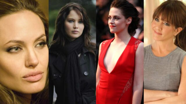 Quelle est l'actrice la mieux payée d'Hollywood ? (PHOTOS)