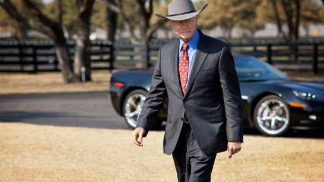 Dallas : les obsèques de J.R. en mars 2013