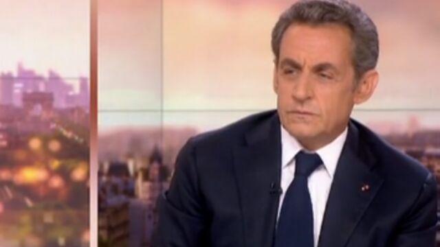 Nicolas Sarkozy mobilise les foules sur France 2