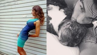 Instagram : Baptiste Giabiconi fou de son chien, la pose très étrange de Laury Thilleman... (30 PHOTOS)