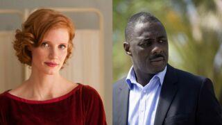 Idris Elba et Jessica Chastain dans le premier film réalisé par Aaron Sorkin