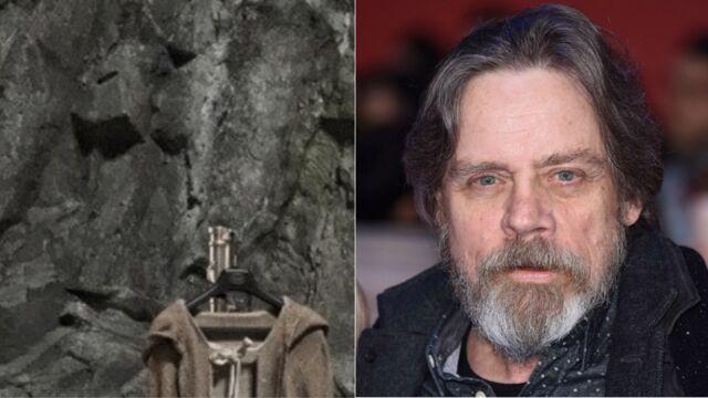 Star Wars Episode VIII : découvrez (peut-être) le costume de Luke Skywalker (PHOTO)
